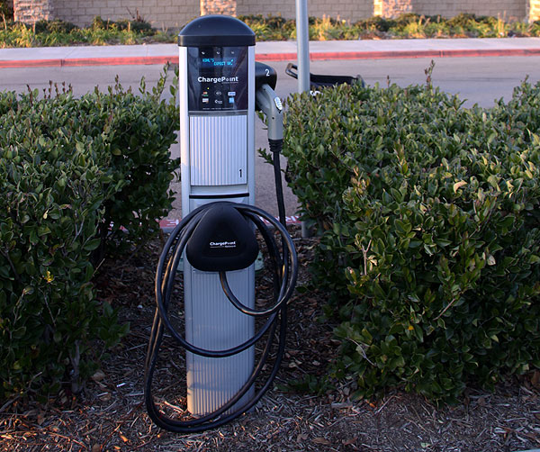 Commercial Charging Stations Found In Parking Lots Are Typically Level 2 I Have Never Seen Anything Less Than These Someday We Might See 3